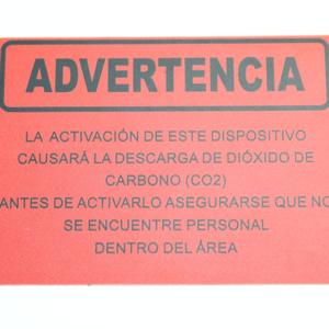 02-11402-@-LETRERO-PARA-SEÑALIZACIÓN-ACTIVACIÓN--DE-DISPOSITIVO-DESCARGARÁ-DIÓXIDO-DE-CARBONO